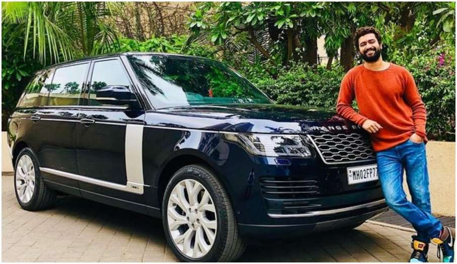 vicky kaushal buy new car shares pic and wrote Welcome Home buddy instagram post - India TV Hindi