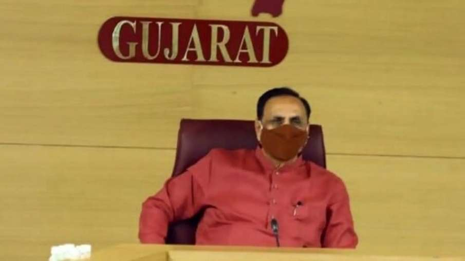 No COVID-19 patient died due to oxygen shortage in Gujarat: Rupani- India TV Hindi
