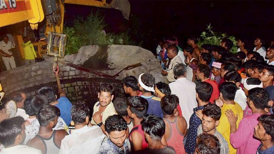 Vidisha Well, Madhya Pradesh Well, Vidisha Well Accident, Madhya Pradesh Well Accident- India TV Hindi