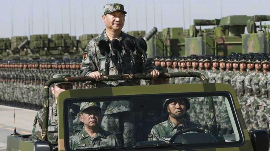 CPC commands the gun, Xi Jinping CPC, Xi Jinping, Xi Jinping PLA, Xi Jinping Chinese Military- India TV Hindi