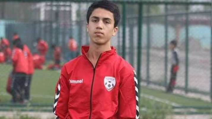 Afghanistan national team football dies after falling from US plane- India TV Hindi