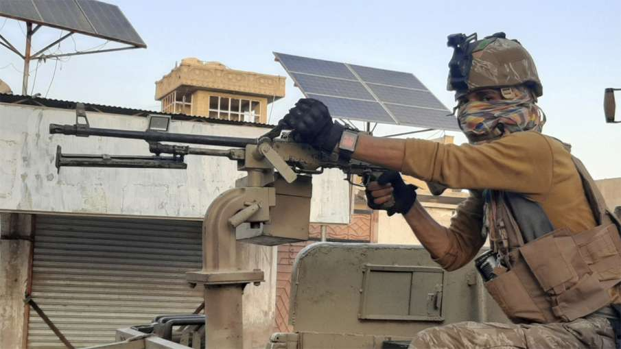Taliban Terrorists Surrender, Taliban Surrender, Taliban Terrorists Surrender Afghanistan- India TV Hindi
