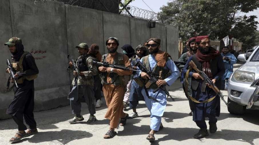 बाइडन प्रशासन ने अफगानिस्तान सरकार को हथियार बिक्री पर रोक लगायी- India TV Hindi