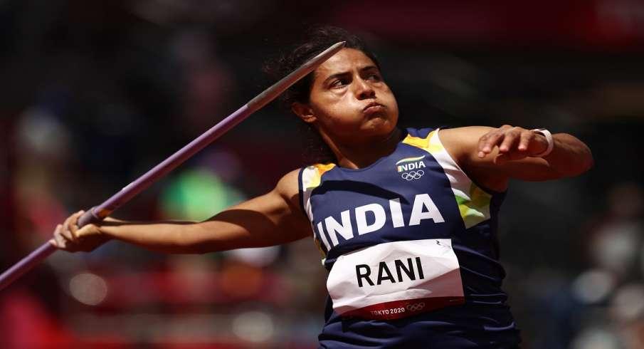 Tokyo Olympics 2020, India, Anu Rani, javelin throw, qualifying event- India TV Hindi