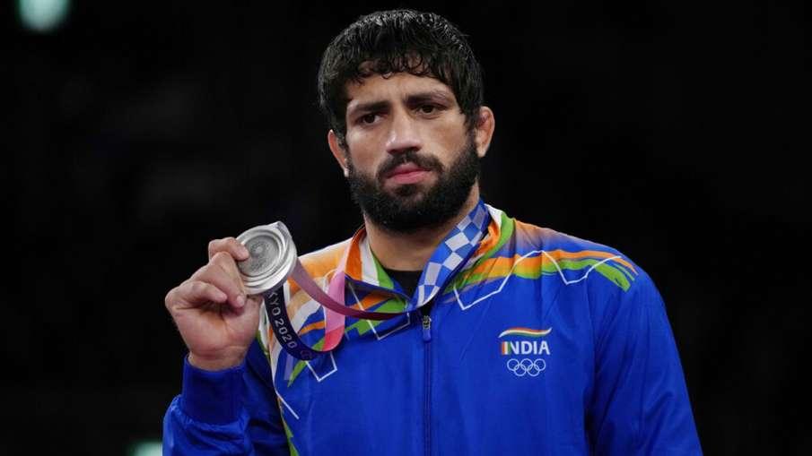 Tokyo Olympics 2020 Ravi Dahiya I didn't come to Tokyo for silver medal, it won't give me satisfacti- India TV Hindi