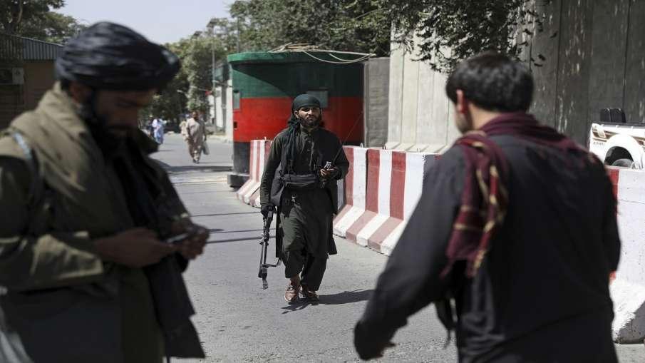 facebook bans taliban terrorist organisation accounts फेसबुक ने तालिबान को किया बैन, कहा- उनके द्वार- India TV Hindi
