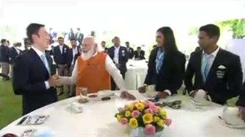 PM Modi To PV Sindhu's Korean Coach: You Must Visit...- India TV Hindi