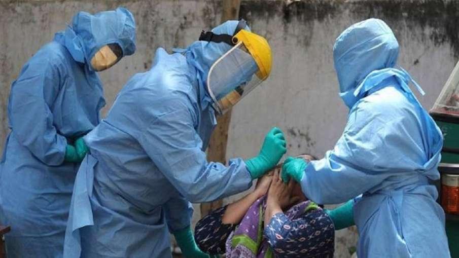 Covid 19: पिछले 24 घंटे में 30,549 नए मामले आए, 422 लोगों की मौत- India TV Hindi