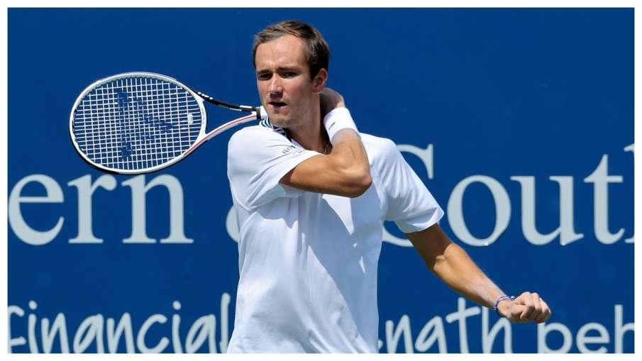 Daniil Medvedev, Cincinnati Open, Tennis, sports - India TV Hindi