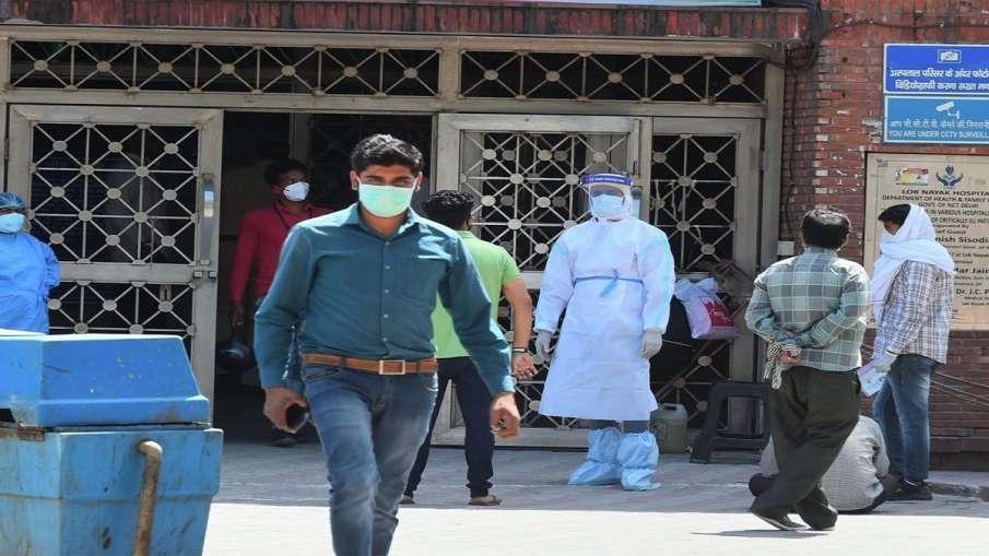 Delhi records 25 new cases of COVID-19, two fatalities- India TV Hindi
