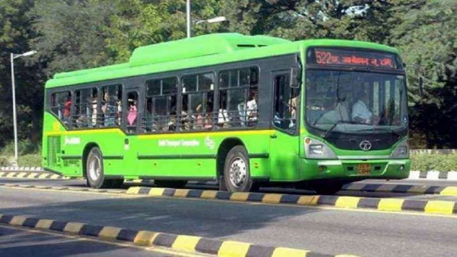 दिल्ली: 1000 लो फ्लोर बस...- India TV Hindi