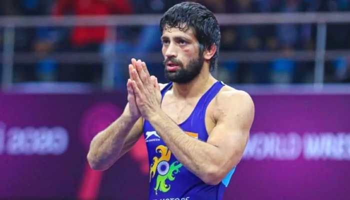 Tokyo Olympics 2020: twitter hailed ravi dahiya for...- India TV Hindi
