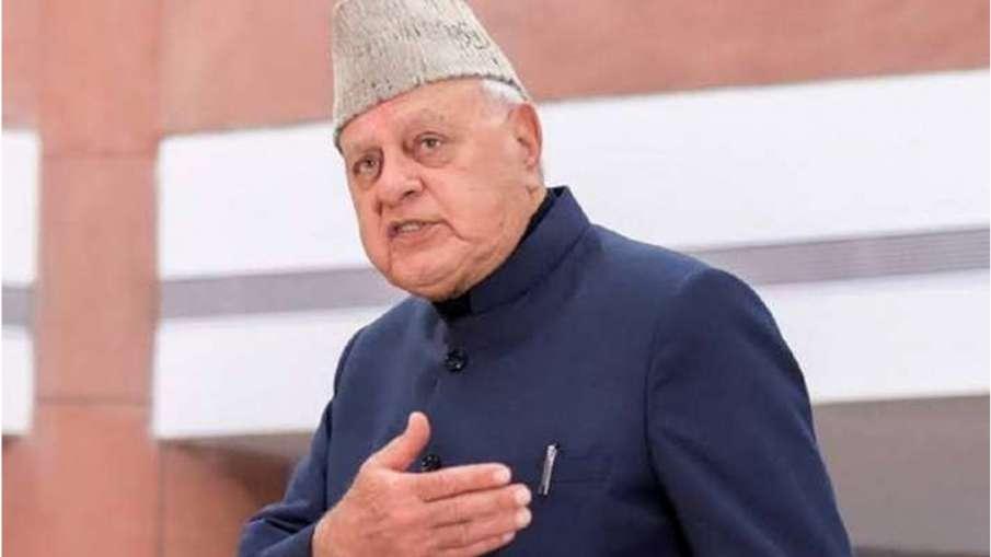 Don't live in 'cuckoo world', we still face militancy: Farooq Abdullah to govt- India TV Hindi