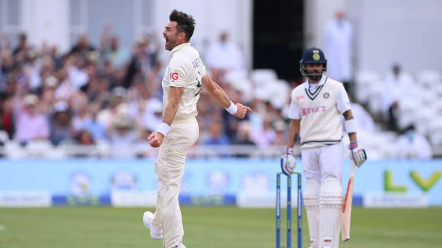 James Anderson did something like this to Virat Kohli for a golden duck, watch video IND vs ENG: - India TV Hindi