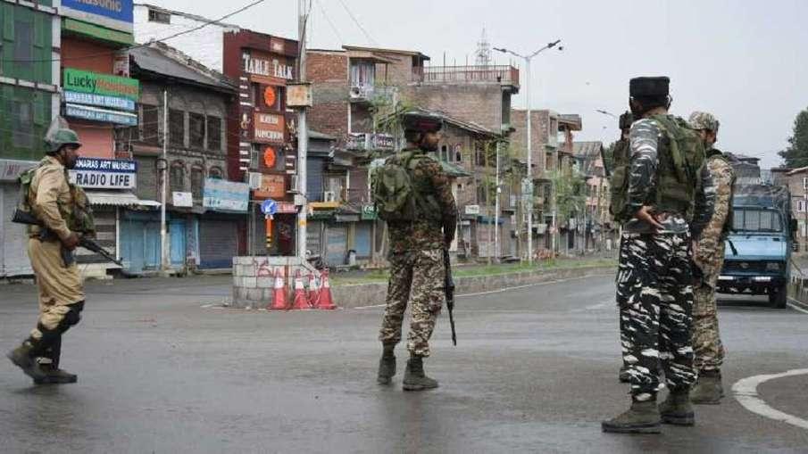 Grenade Attack, Grenade Attack Srinagar, Grenade Attack Jammu Kashmir, Grenade Attack Kashmir- India TV Hindi