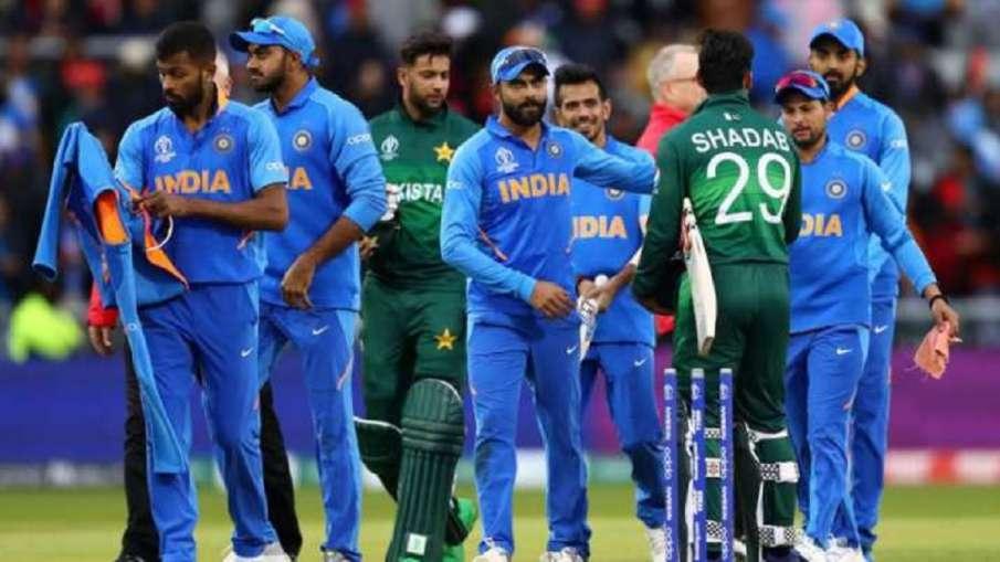INDIA v PAKISTAN- India TV Hindi