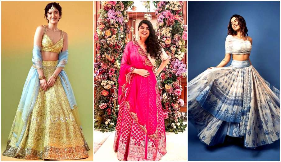 shanaya khushi sonam rhea anshula look at antara marwah baby shower - India TV Hindi
