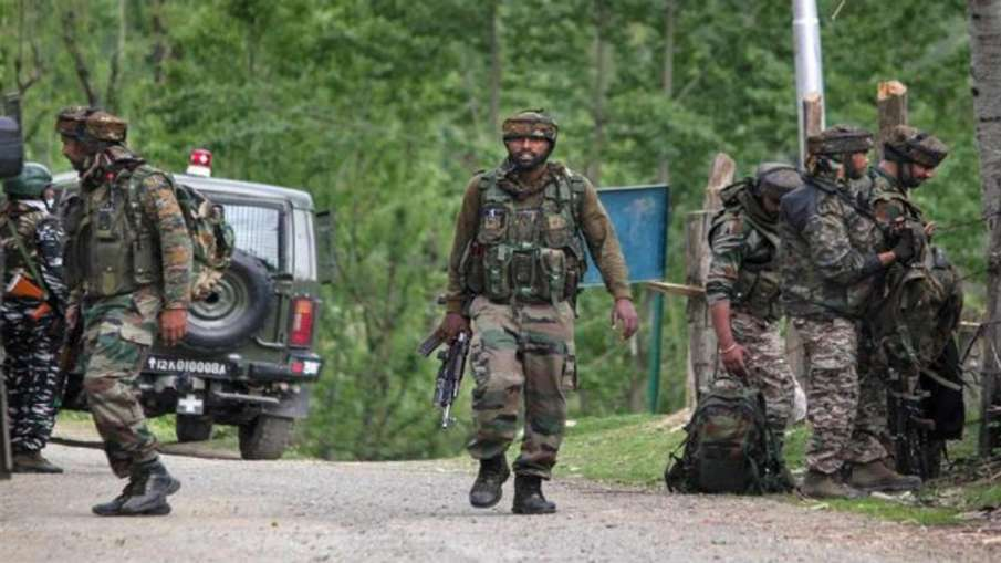 Jammu Kashmir wanted terrorists, Jammu Kashmir top 10 wanted terrorists, top 10 terrorists- India TV Hindi