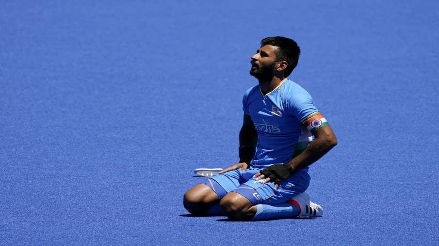 Tokyo Olympics 2020, Manpreet Singh, Sports, India, hockey, Hockey India- India TV Hindi