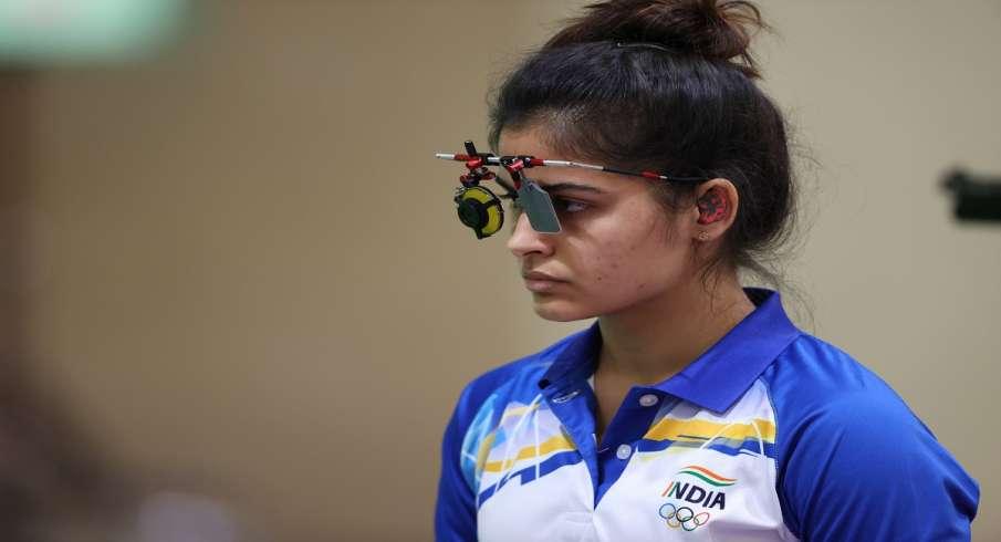 Tokyo Olympics 2020, Manu Bhaker, shooting - India TV Hindi