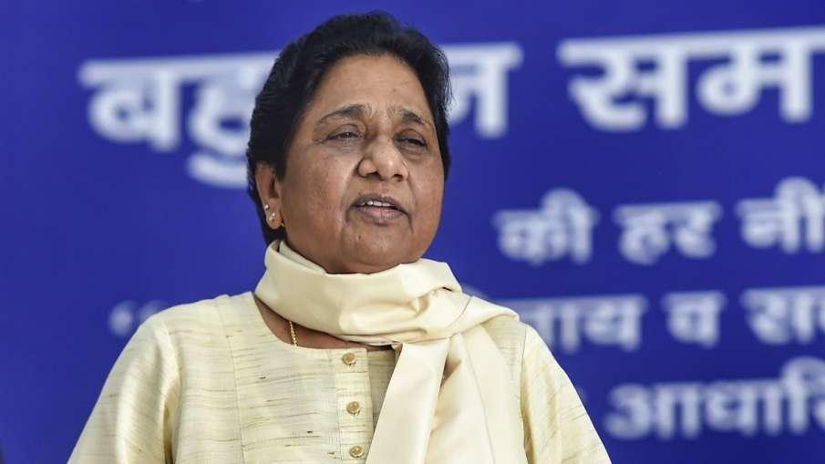 mayawati to kick off bsp election campaign with big brahmin sammelan in lucknow बड़े ब्राह्मण सम्मेल- India TV Hindi