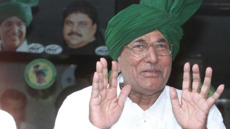 पूर्व CM चौटाला ने 86...- India TV Hindi