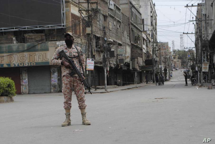 Pakistan reimposes restrictions in major cities as fourth wave grips country- India TV Hindi