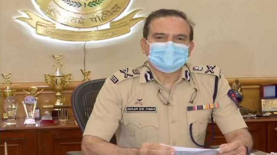 मुंबई के पूर्व पुलिस कमिश्नर परमबीर सिंह पर 25 हजार का जुर्माना, जांच आयोग के सामने नहीं हुए पेश - India TV Hindi