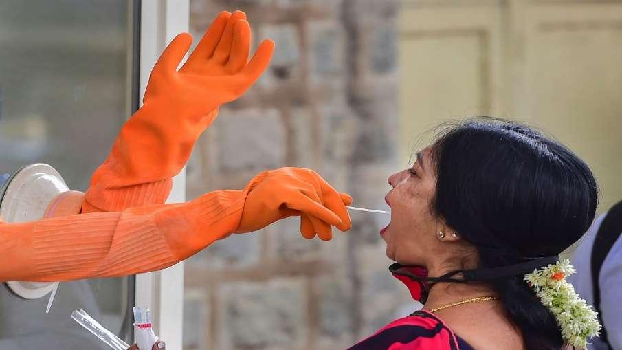 Coronavirus cases in India active cases rises Covid: देशभर में मिले 41,831 नए मरीज, एक्टिव मामले भी - India TV Hindi