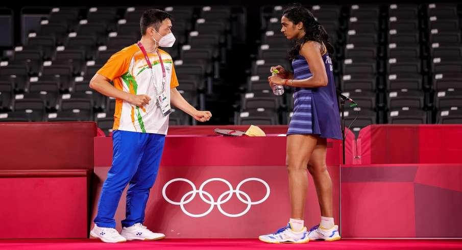 Tokyo Olympics 2020,PV Sindhu, India, Badminton - India TV Hindi