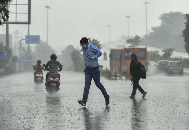 दिल्ली-NCR में तेज...- India TV Hindi