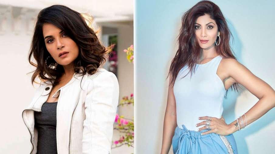 After Hansal Mehta Richa Chadha supportes Shilpa Shetty in raj kundra pornography case - India TV Hindi