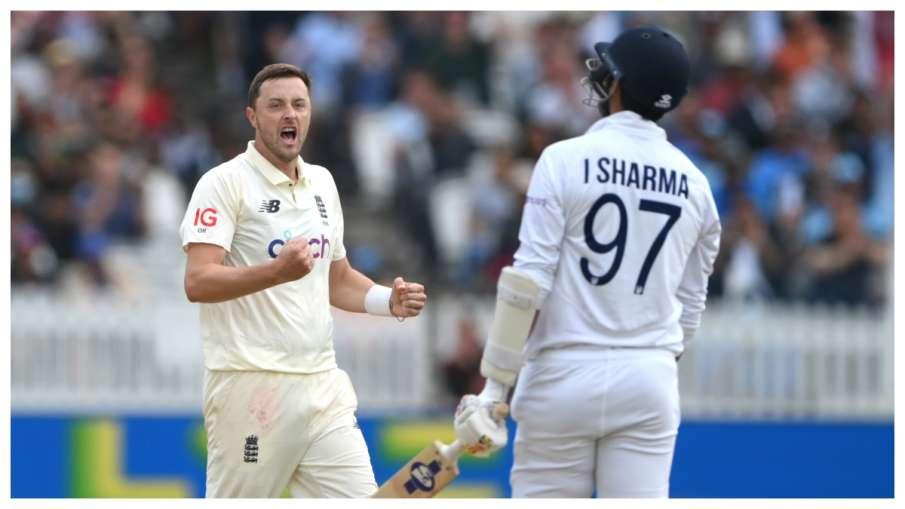 Ollie Robinson, Sports, cricket, India vs England  - India TV Hindi