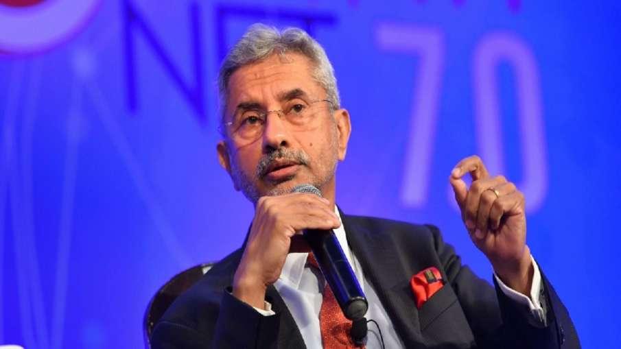 आतंकवाद की मदद कर रहे देशों को रोकना होगा- विदेश मंत्री एस जयशंकर  - India TV Hindi