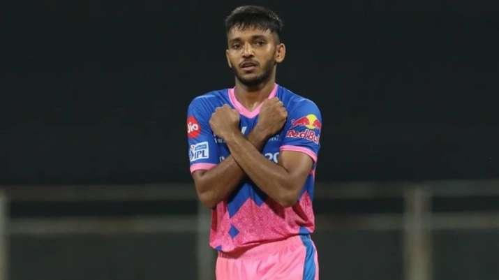 Chetan Sakariya hopes Rajasthan Royals will make it to the playoffs in IPL 2021- India TV Hindi