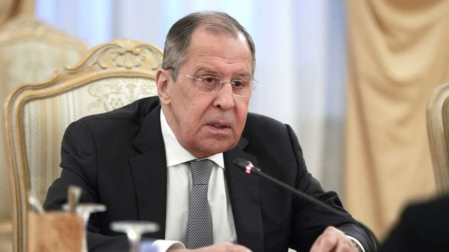 Russia in 'no rush' to recognise Taliban government, says Foreign Minister Sergey Lavrov- India TV Hindi