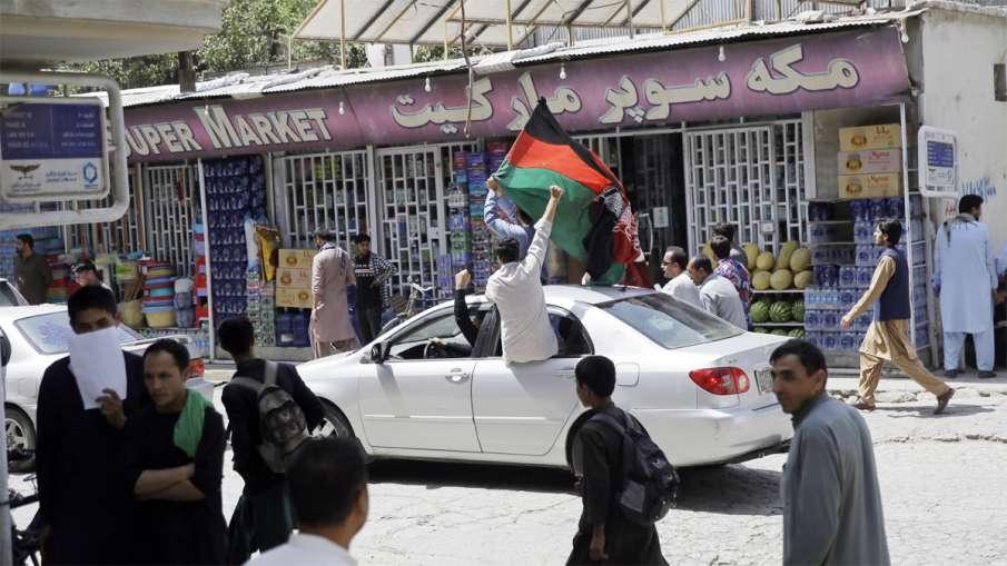 Taliban fighters open fire, Protest Against Taliban, Asadabad Taliban- India TV Hindi