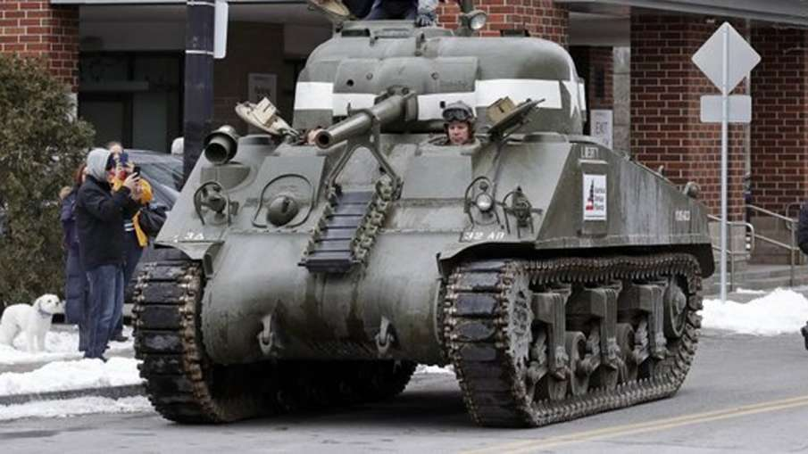 WWII panther tank, WWII panther tank Germany, Germany Panther Tank, Germany Tank Home- India TV Hindi