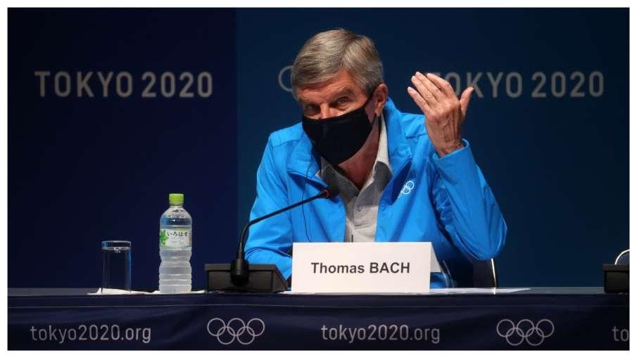 IOC, chief Thomas, Tokyo, Olympics- India TV Hindi