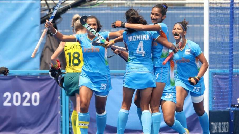 Tokyo Olympics 2020: indian women hockey team beat...- India TV Hindi