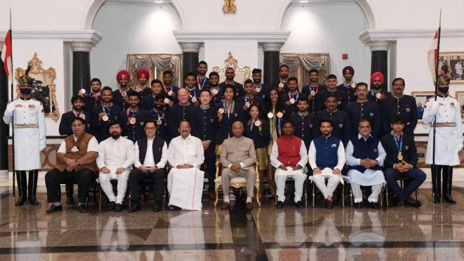 president ramnath kovind to tokyo bound athletes, entire...- India TV Hindi