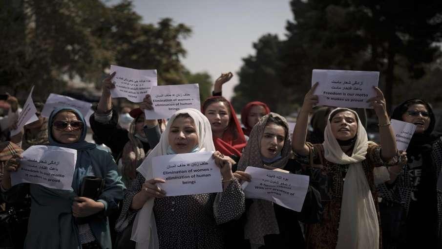 तालिबान ने डिप्टी मिनिस्टर्स की लिस्ट जारी की, किसी भी महिला को नहीं मिली जगह - India TV Hindi