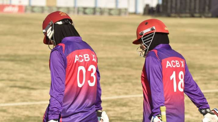 Women in Afghanistan Won't be Allowed to Play...- India TV Hindi