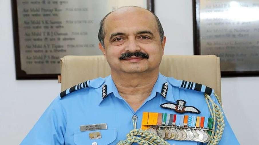 एयर मार्शल वीआर चौधरी होंगे अगले चीफ ऑफ एयर स्टाफ- India TV Hindi