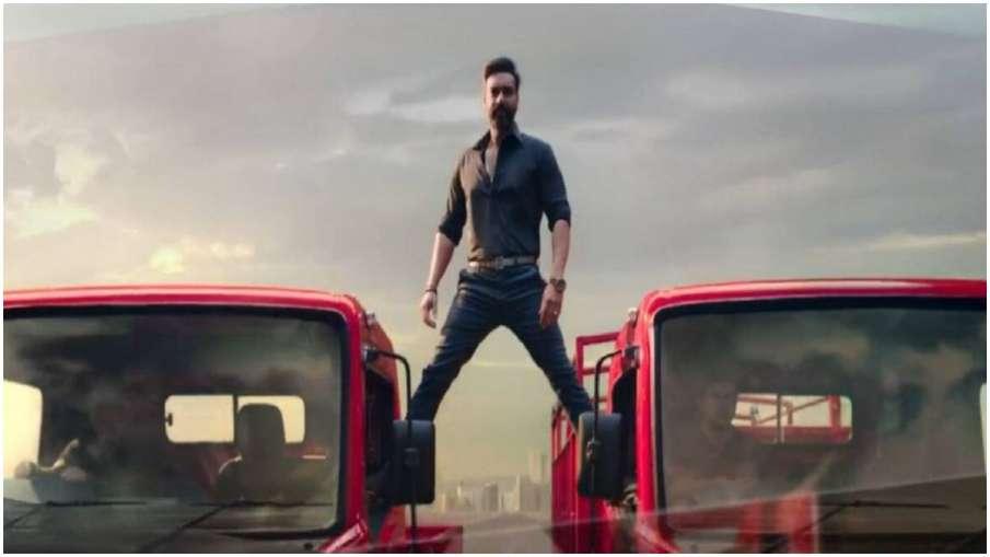 अजय देवगन ने आनंद महिंद्रा को कहा 'थैंक्यू'- India TV Hindi