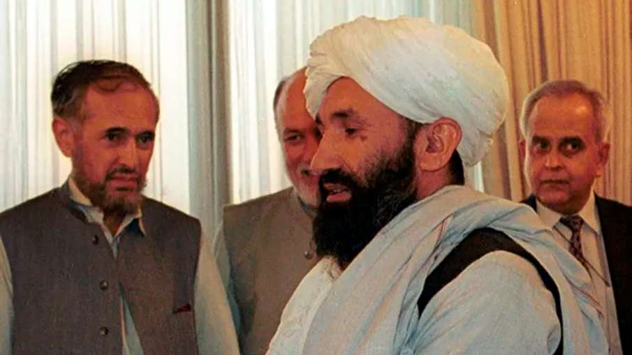 Afghanistan, Afghanistan Taliban, Mullah Mohammad Hasan Akhund- India TV Hindi