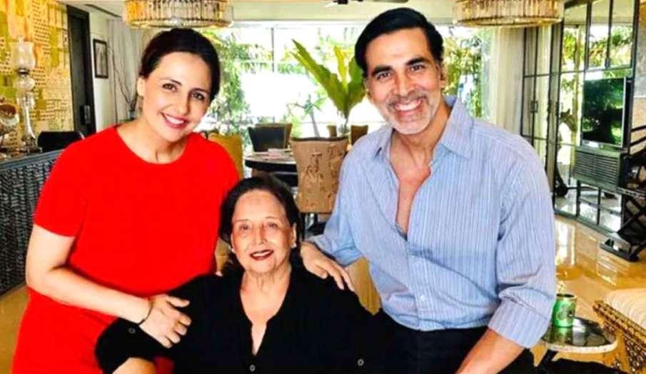 akshay kumar mother Aruna Bhatia death - India TV Hindi