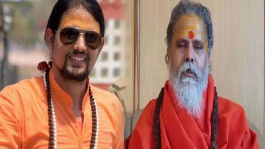 Mahant Narendra Giri's death suicide or murder? Know what ADG Law and Order Prashant Kumar said- India TV Hindi