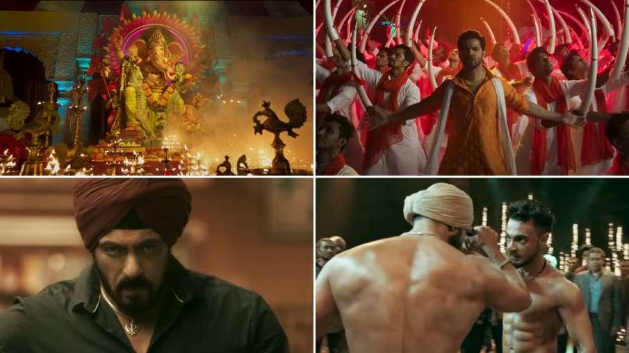 antim film first song Vighnaharta out salman khan ayush sharma varun dhawan - India TV Hindi