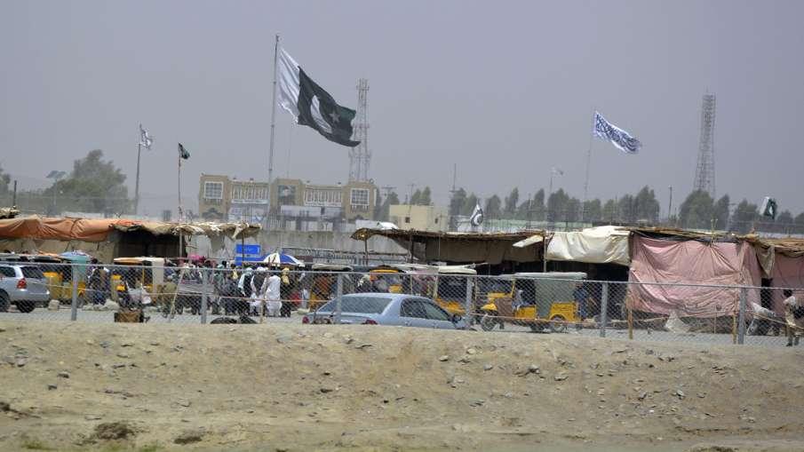 pakistan home to 12 terrorist organisations पाकिस्तान 12 विदेशी आतंकी संगठनों का पनाहगाह: सीआरएस रिप- India TV Hindi